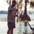Filson Dry Falls Shorts lifestyle