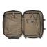 Filson Dryden 2-Wheel Rolling Carry-On Bag Dark Shrub Camo inside