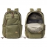 Filson Dryden Backpack 20152980 Otter Green front and open