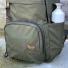 Filson Dryden Backpack 20152980 Otter Green detail frontpocket