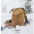 Filson Journeyman Backpack 11070307 Tan Lifestyle