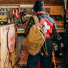 Filson Journeyman Backpack 11070307 Tan rescue