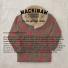 Filson Lined Wool Packer Coat Red/Green/Dark Brown warmest wool