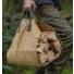 Filson Log Carrier 11070280 Tan lifestyle