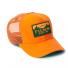 Filson Logger Mesh Cap 1130237-Blaze Orange front-side