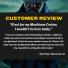 Filson Mackinaw Cruiser Jacket Cobalt Black customer review