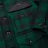 Filson Mackinaw Cruiser Jacket Green Black detail