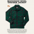 Filson-Mackinaw-Cruiser-Jacket-Green-Black-patented-in-1914