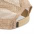 Filson Mesh Snap-Back Logger Cap 20204520-Khaki back detail