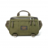 Filson Ripstop Compact Waist Pack Surplus Green, hands-free carry in a compact package