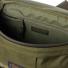 Filson Ripstop Compact Waist Pack Surplus Green inside