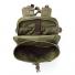 Filson Ripstop Nylon Backpack 20115929-Surplus Green inside