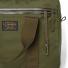 Filson Ripstop Nylon Compact Briefcase 20203678-Surplus Green key-clip lanyard