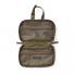 Filson Ripstop Nylon Travel Pack Surplus Green inside