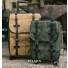 Filson Rugged Twill Rolling 4-Wheel Carry-On Bag 20069583-Tan Lifestyle