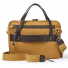 Filson Rugged Twill Compact Briefcase 20201029-Tan back