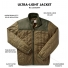 Filson Ultra Light Jacket Field Olive explanation