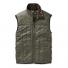 Filson Ultralight Vest Olive Gray front