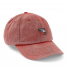 Filson-Washed-Low-Profile-Cap-20204530-Faded-Red-Salmon-front-side
