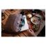Knomo Newbury 15 Zoll Aktentasche aus Leder Braun lifestyle