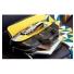 Knomo Amesbury 15.6 Zoll Aktentasche aus Leder Schwarz