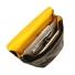 Knomo Hudson 15 Zoll Rucksack aus Leder Schwarz