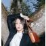 Sandqvist Frances Shoulder Bag Cognac Brown lifestyle
