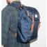 Sandqvist Hans Blue Backpack