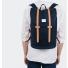 Sandqvist backpack Stig Large Blue back