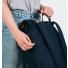 Sandqvist backpack Stig Large Blue side pocket