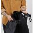 Sandqvist Backpack Hans Black