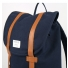 Sandqvist backpack Stig Blau