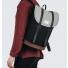 Sandqvist backpack Stig Multi Black/Grey