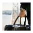 Shinola Signature Duffle Black lifestyle