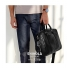 Shinola Slim Briefcase Black Lifestyle