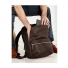 Shinola The Runwell Backpack Deep Brown Packing