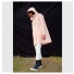 Stutterheim Mosebacke Raincoat Pale Pink Streetwear