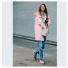 Stutterheim Stockholm Raincoat Pale Pink Lifestyle
