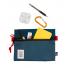 Topo Designs Accessory Bags Navy Medium