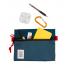 Topo Designs Accessory Bags Navy Medium Gear
