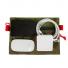 Topo Designs Accessory Bag Olive Medium
