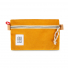 Topo Designs Accessory Bags Canvas Mustard Small