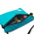 Topo Designs Accessory Shoulder Bag Turquoise inside