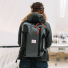 Topo Designs Commuter Briefcase Charcoal carrying on bag