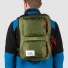 Topo Designs Global Briefcase backpack detail