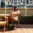 Topo Designs Global Briefcase lifestyle women