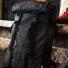 Topo Designs Klettersack Black/White Ripstop lifestyle