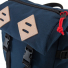 Topo Designs Klettersack - zippered top flap pocket