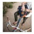 Topo Designs Mountain Briefcase Navy/Brown Leather lifestyle