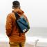 Topo Designs Quick Pack cross-body lifestyle